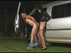 Cd Romps The Bum Off Milky  Outdoors