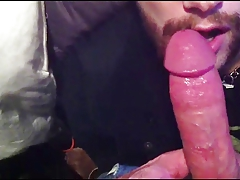 Continuation Str8 Married Folks Caught Deep-throating Hard-on (Part 2)