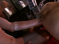 Way down (Bareback - FF - BDSM) Part 1
