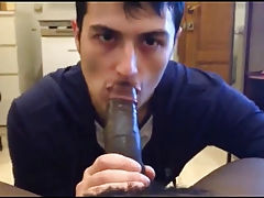 White Mexican   Blowing  Man sausage  Blows a load