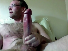 Daddy web cam  meatpipe long  meatpipe