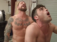 Rocco Steele Is The   Immense Fuck-stick  COMPILATION