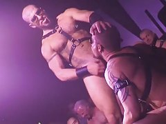 Queer Moist and Tough Live Sex-Show