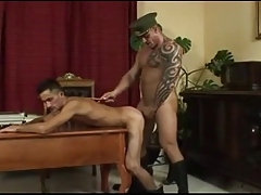 Instructed to Obey - muscle military