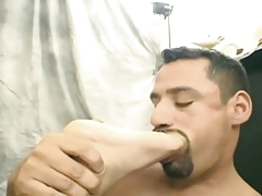 super-steamy LATINO men BB Fuck-a-thon deep moarning Penetrate