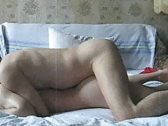 Russian  ass fucking fag  in retro