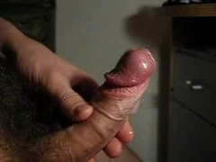 Giant Orgasm - Stiff meatpipe shoots 12 times!
