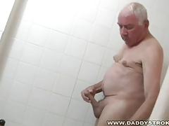 Shower And a  Off For Grandpa