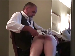 Super-hot   her beau (6 clips)