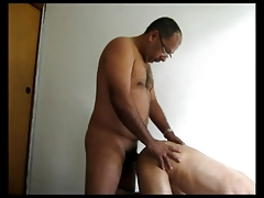 Hunk parent ravages man