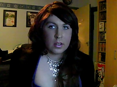 Crossdresser Unclothes  Spunks