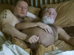 Mature Gay-Wake up Father