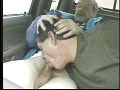 Married  blow grandpa hard-on