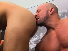 Homosexual  Super-naughty Office  Banging