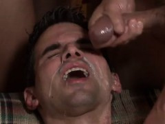 Fabulous homosexual Hell-raising Mass ejaculation with Diablo!