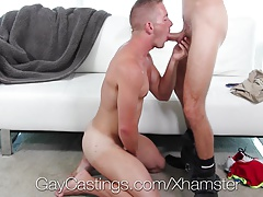 GayCastings - Scott Riley Attempts Out For  - Gets