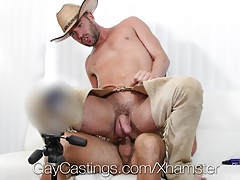 GayCastings -  Alex Mason Smashed at Porn