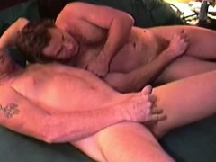 Mature Amateurs Kevin and  Gargle Fuck-stick