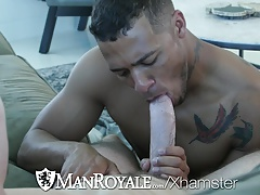 ManRoyale - Kevin Blaise Romped Deep by Masturbate Hunter