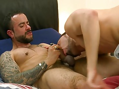 Crazy  Session 03 - I like to nail bearded fellows