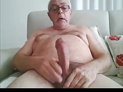 Jaw-dropping Father ejaculates on