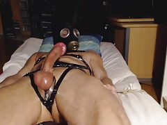 Me draining - a fave jizz shot 23