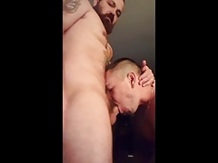 Molten bearded homosexuals gargling and poking