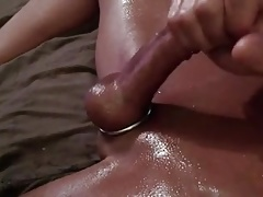 Cock Ring and Grease