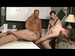 Studs and a Twunk Poke and Breed a Cumdump