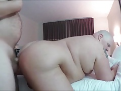 Chub parent gets plowed pt 4