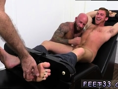 Russian fellow nude   Connor Maguire Jerked & Kittle