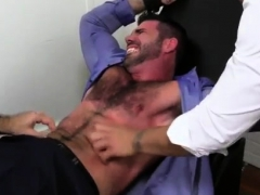 Soles and booty  faggot  Billy Santoro Ticked Bare