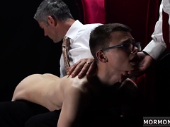 Teenager fellows  homo hookup movies and lil' hardcore Elder