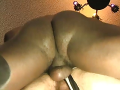 monsterhung Cocks Breeding White Butt