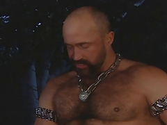 hairy man leather hookup