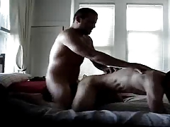 Muscle guy breed super-hot youngster  Ass-to-mouth
