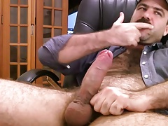 Immense Manmeat  Jack Off & Jizz
